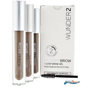 1Step Brow Gel Long Lasting Waterproof Eyebrow Permanent (blonde)